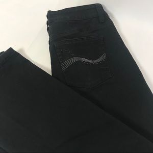White House Black Market Blanc Women's Jeans Sz 2